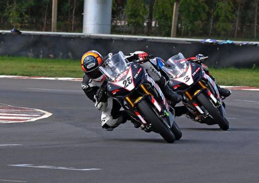 motor sports racer