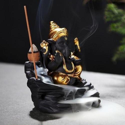 backflow incense burner